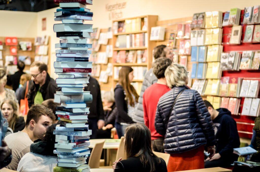 Книжная ярмарка в Лейпциге