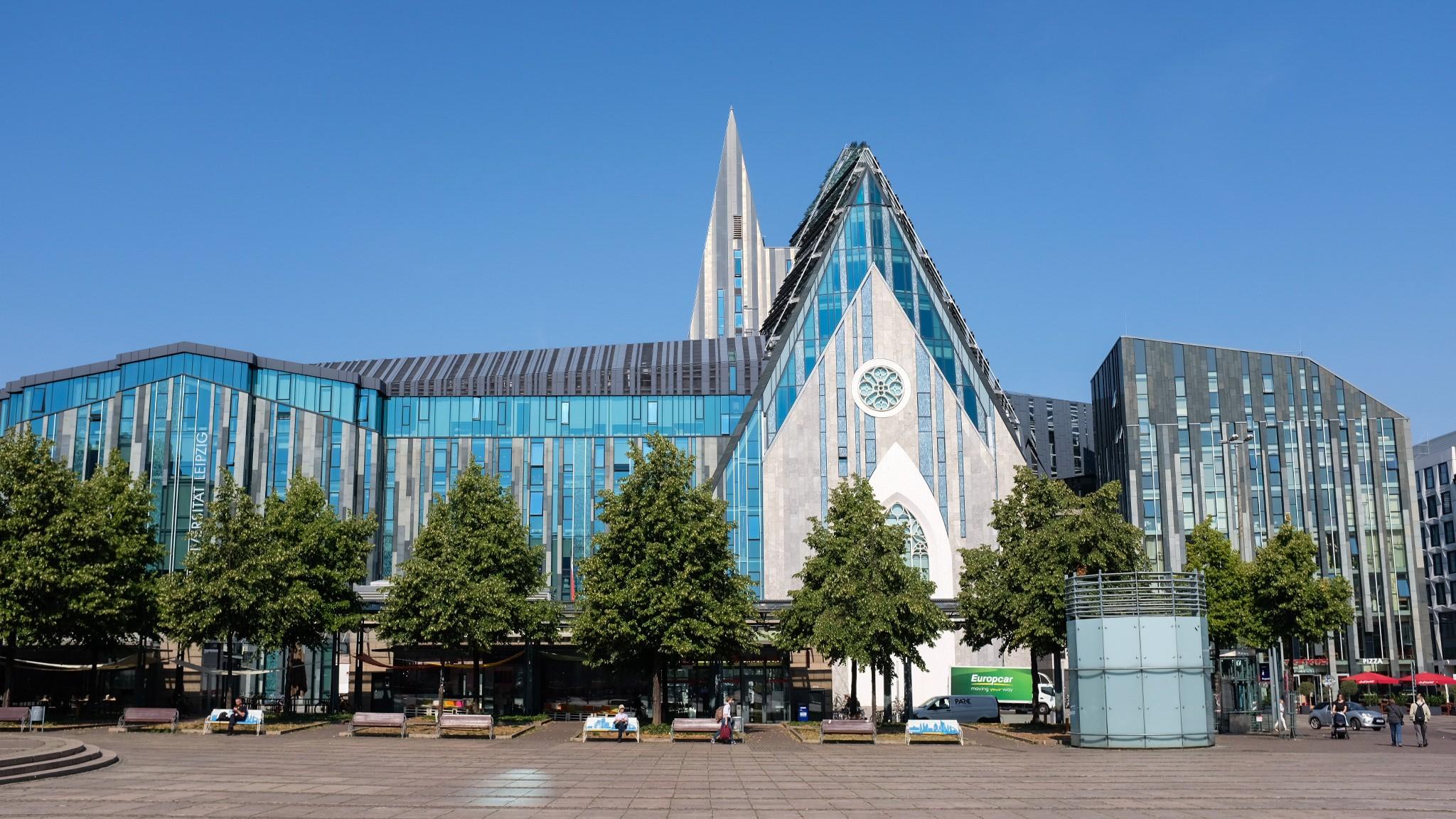 Университет Лейпцига