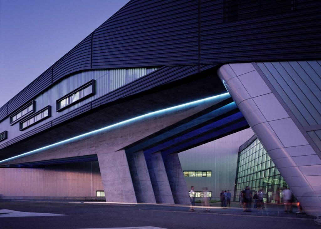 Завод BMW Group Лейпциг